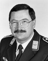 Lt. Col. (ret.) Hans Peter Eisenbach