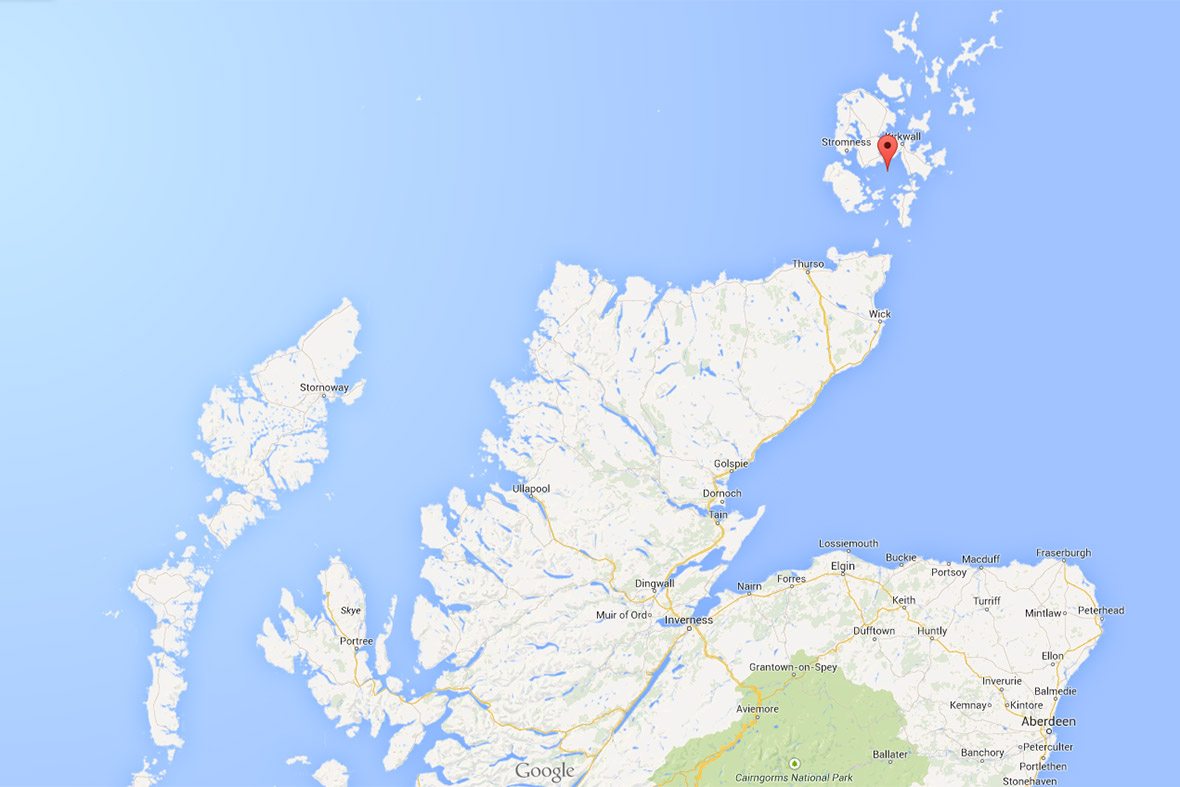 scapa-flow-map