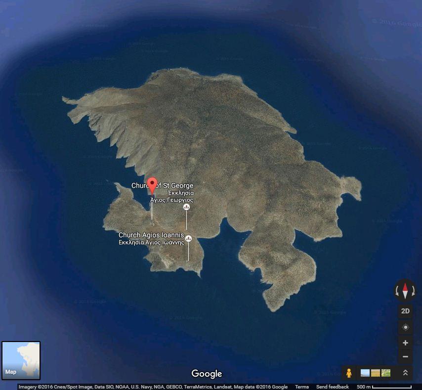 Sirna island