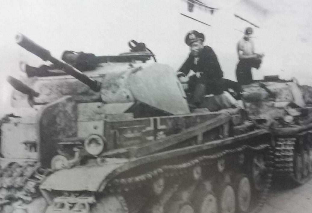 Germans in the Aegean, Jean-Louis Roba