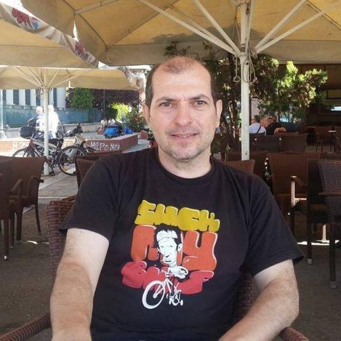 ΟΓεώργιος Χαλκιαδόπουλος