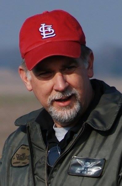 Aviation Artist and pilot David J. Gray