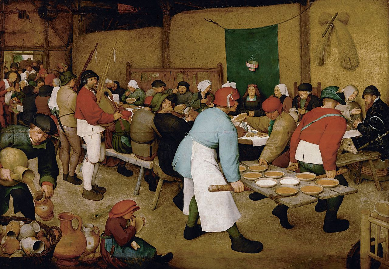 Pieter_Bruegel_the_Elder_-_Peasant_Wedding