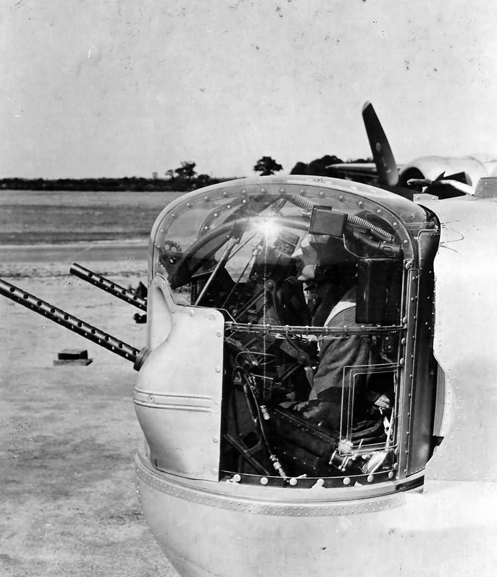 Sgt_Edward_J_Mickey_A_B-24_Nose_Turret_Gunner_458th_BG