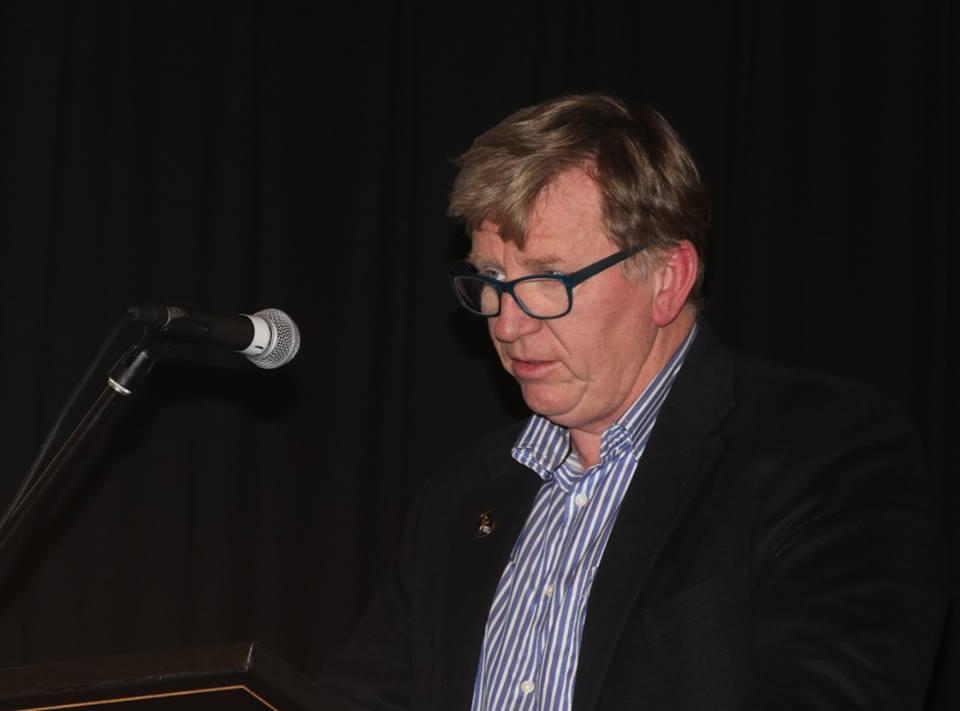 Ο Αυστραλός ιστορικός ερευνητής Jim Claven