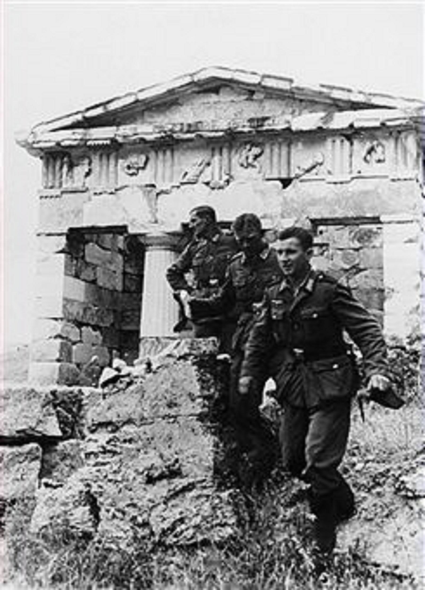 ww2 the lost footage operation marita greece april 1941