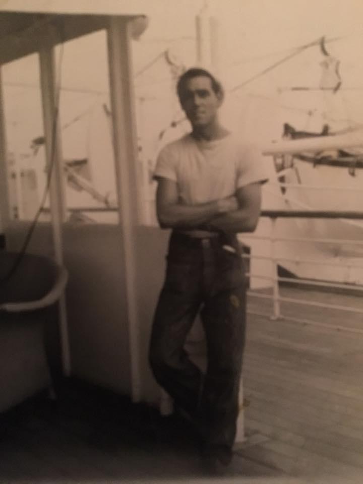 Shipwrecked sailor case