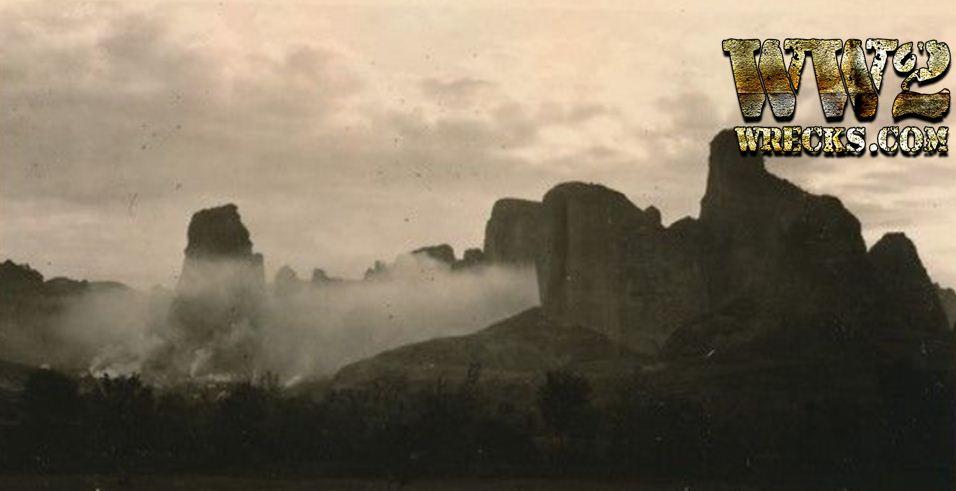 1943. Η πόλη της Καλαμπάκας στις φλόγες