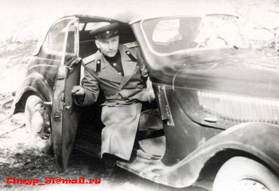 "The WW2 vehicles ""goldmine"" of Anton Belousov – WW2Wrecks com"