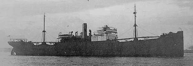Shoei Maru pre-war photo