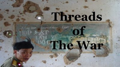 Threads of The War Podcast Cover