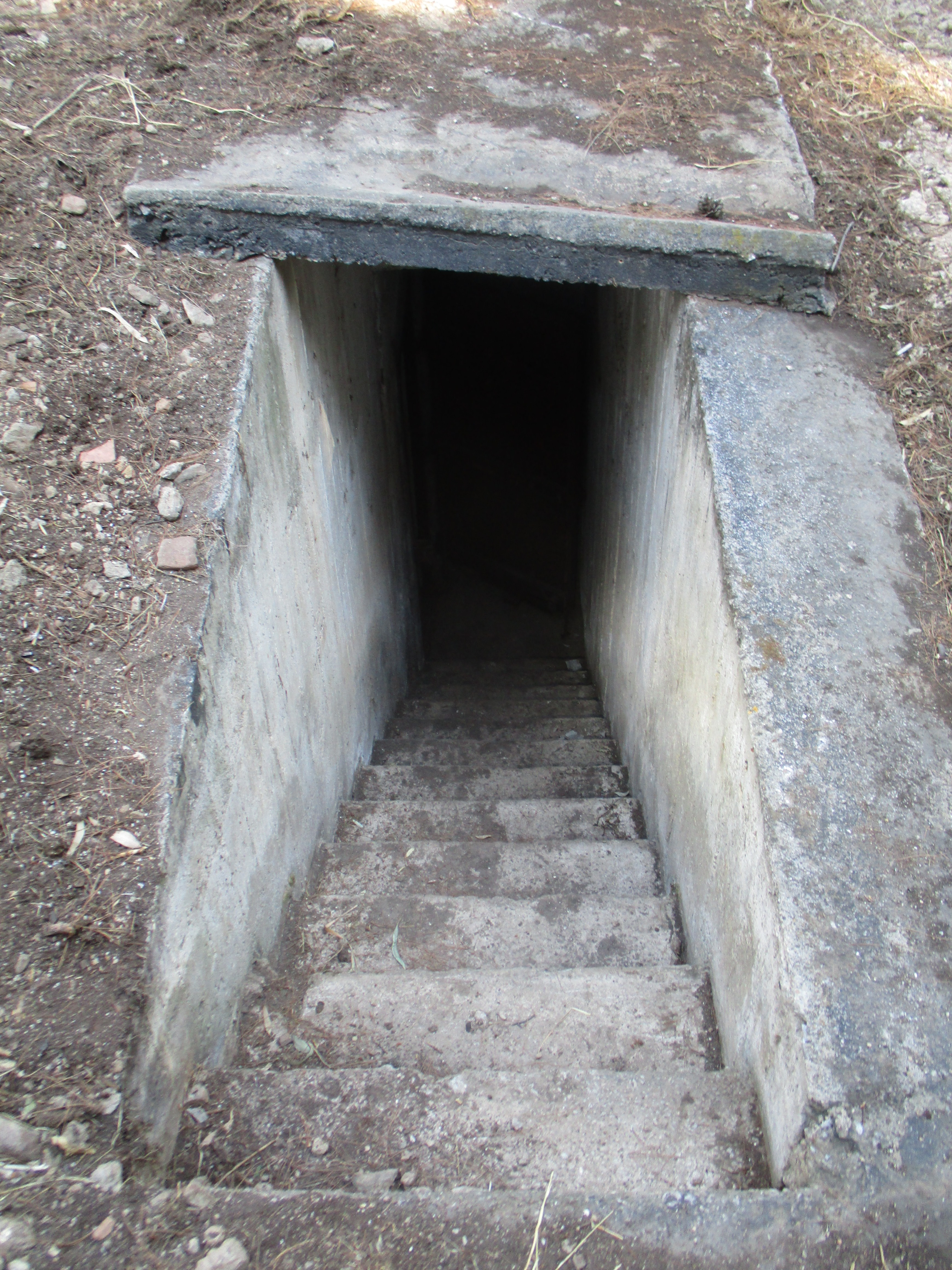 Ένας υπόγειος κόσμος, καλά κρυμμένος γύρω μας