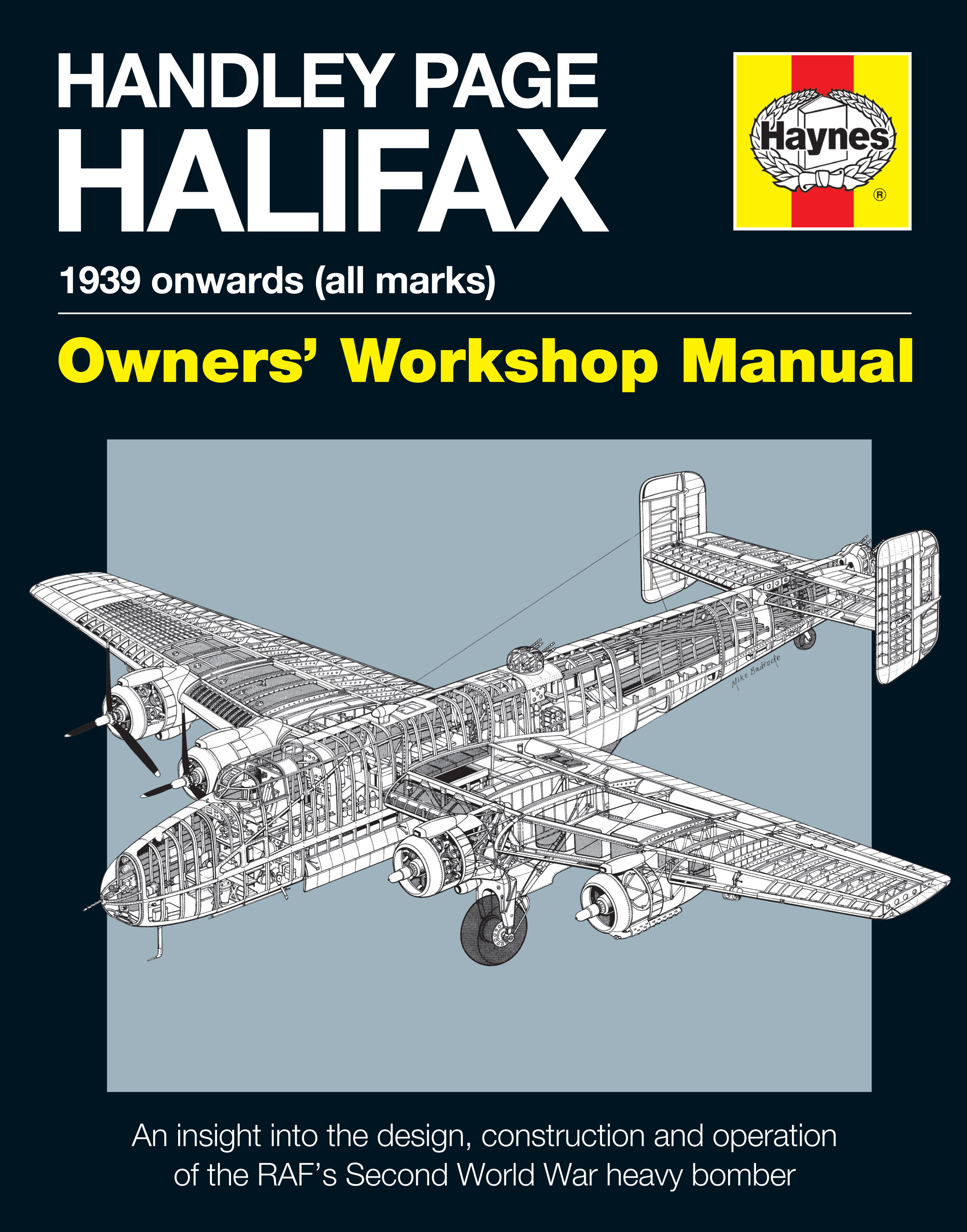 Handley Page Halifax Manual_1