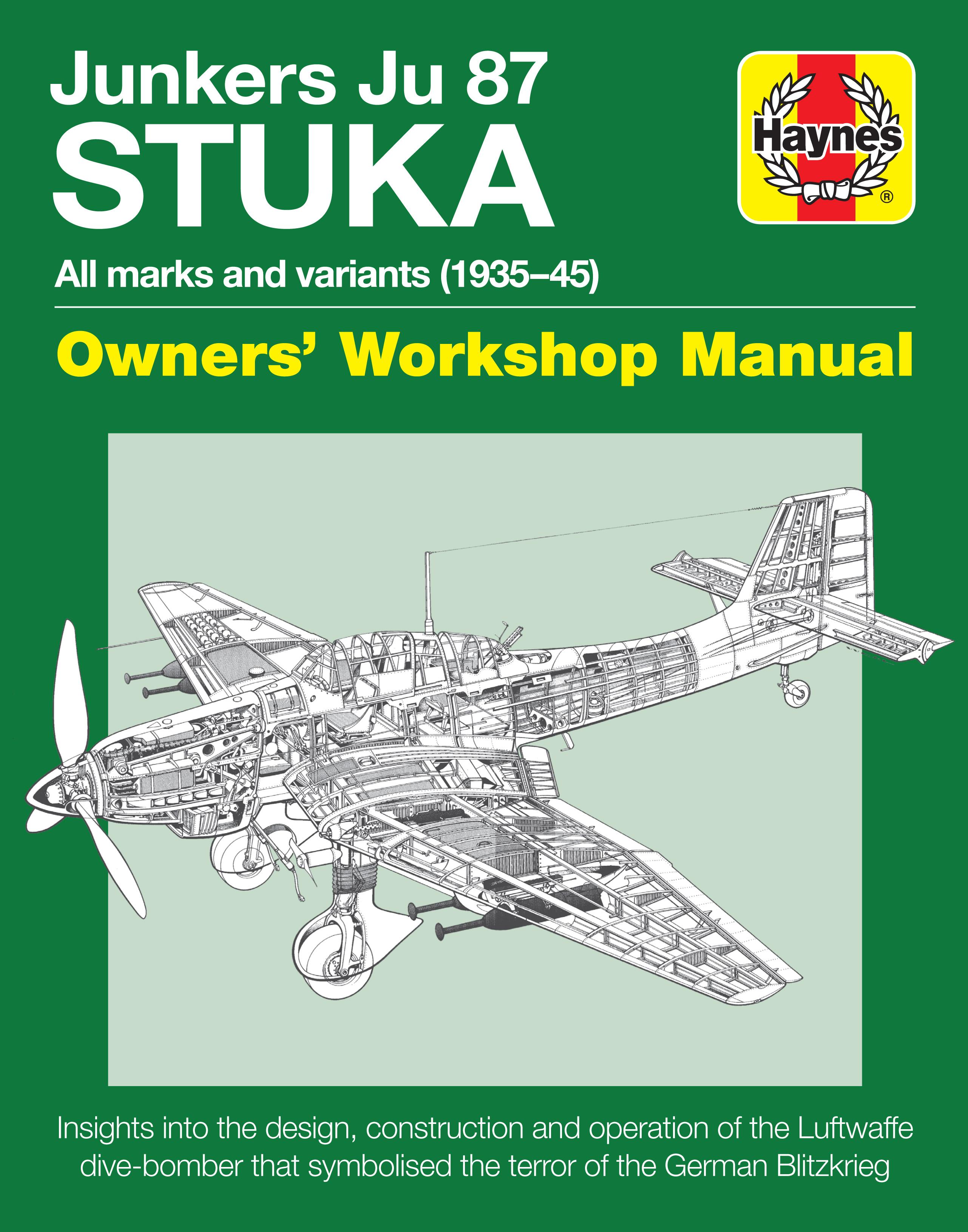 Junkers Ju 87 Stuka Manual_1