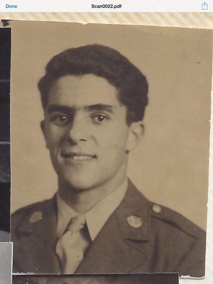 Pfc George Lopes of 128 Orange Street in Fall River MA. A well liked guy of Portuguese heritage.