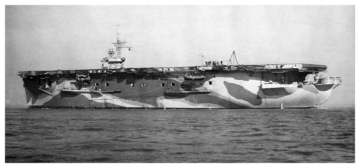 HMS StalkerJanuary 5th 1943 HMS STALKER in San Francisco bay on her builder's trials.