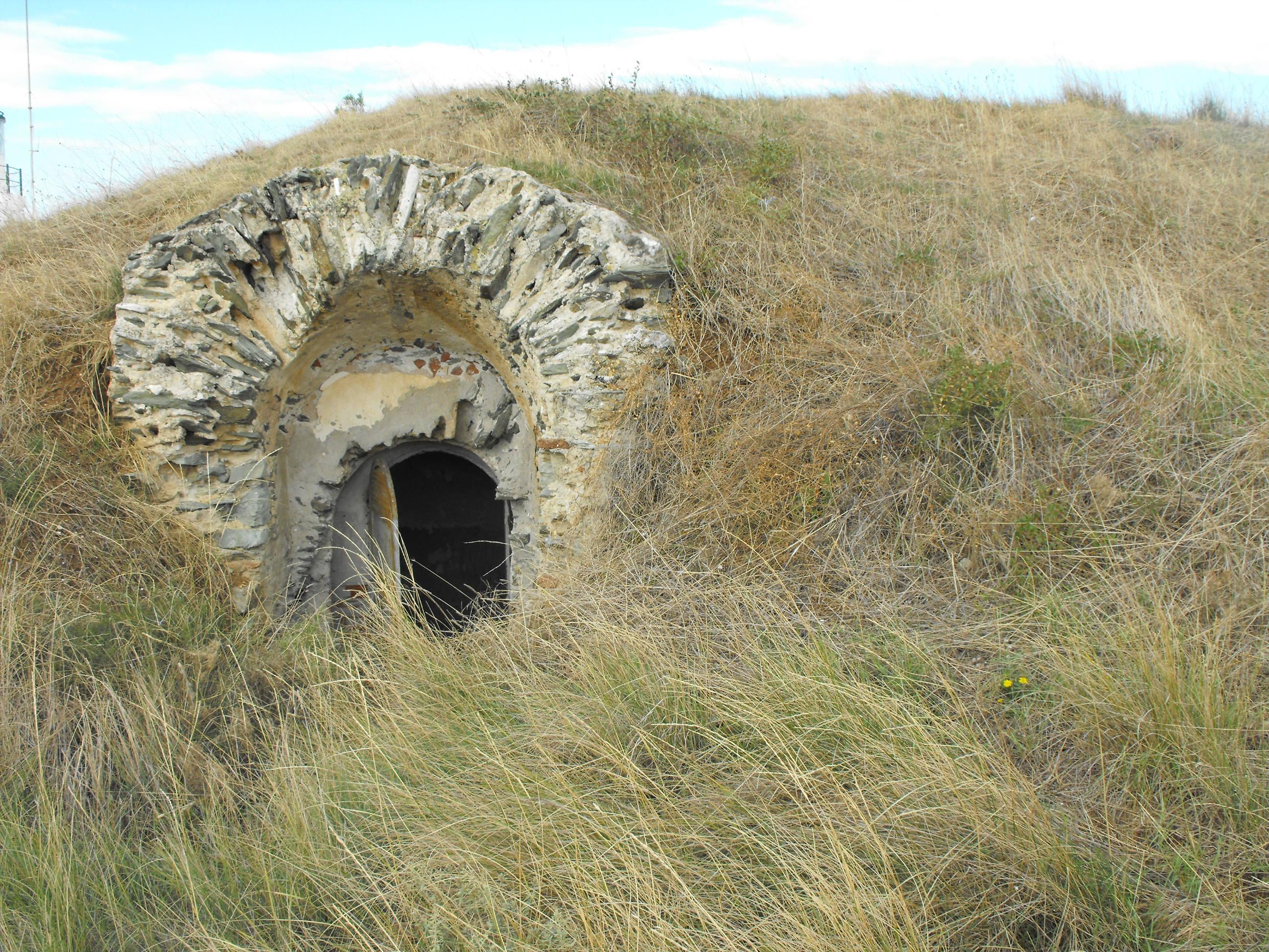 ΚΑΡΑΜΠΟΥΡΝΟΥ οχυρο 1880-πιθανη εξοδος προς θαλασσα 9