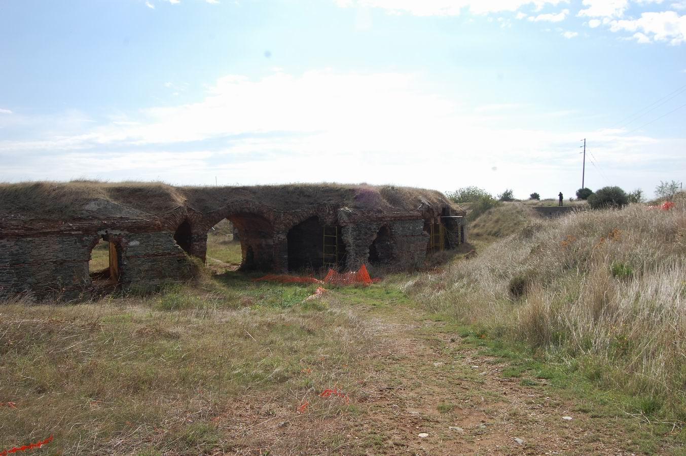 ΚΑΡΑΜΠΟΥΡΝΟΥ οχυρο 1880-1
