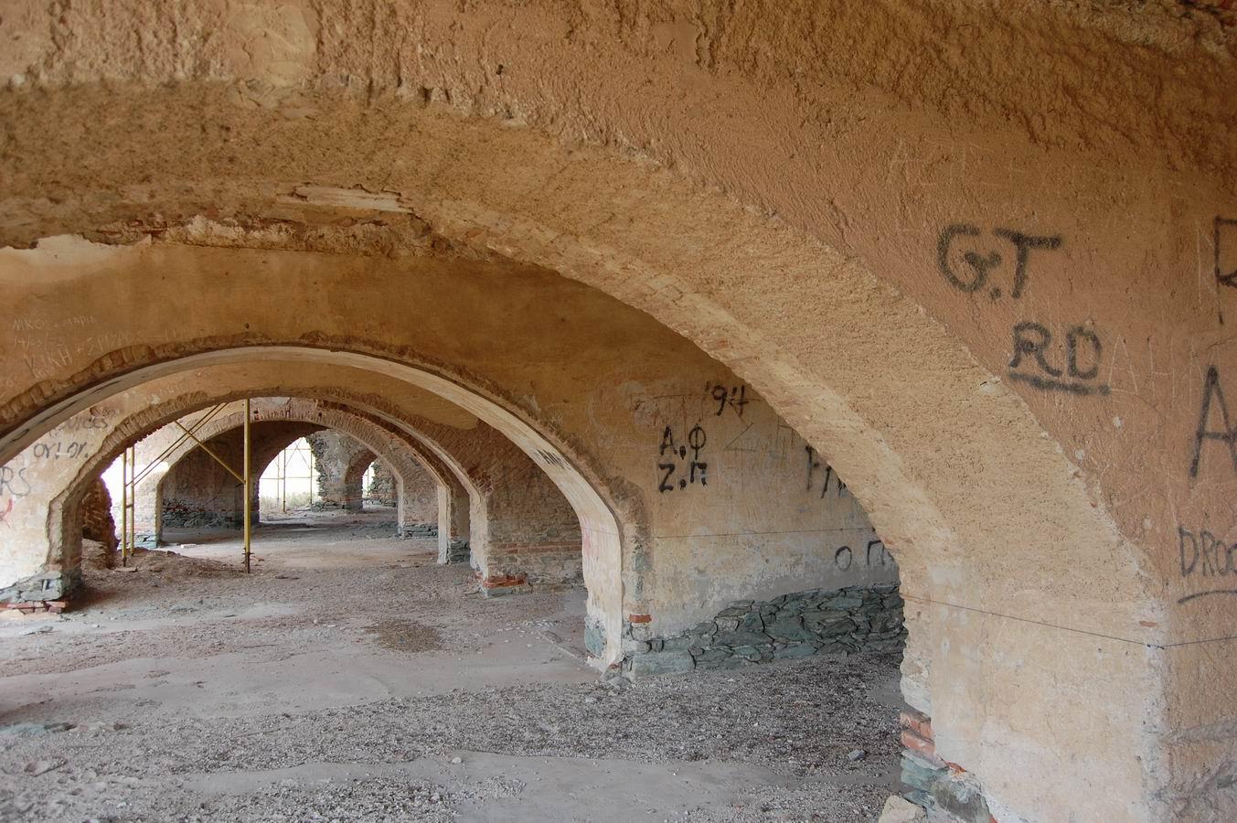 ΚΑΡΑΜΠΟΥΡΝΟΥ οχυρο 1880-2