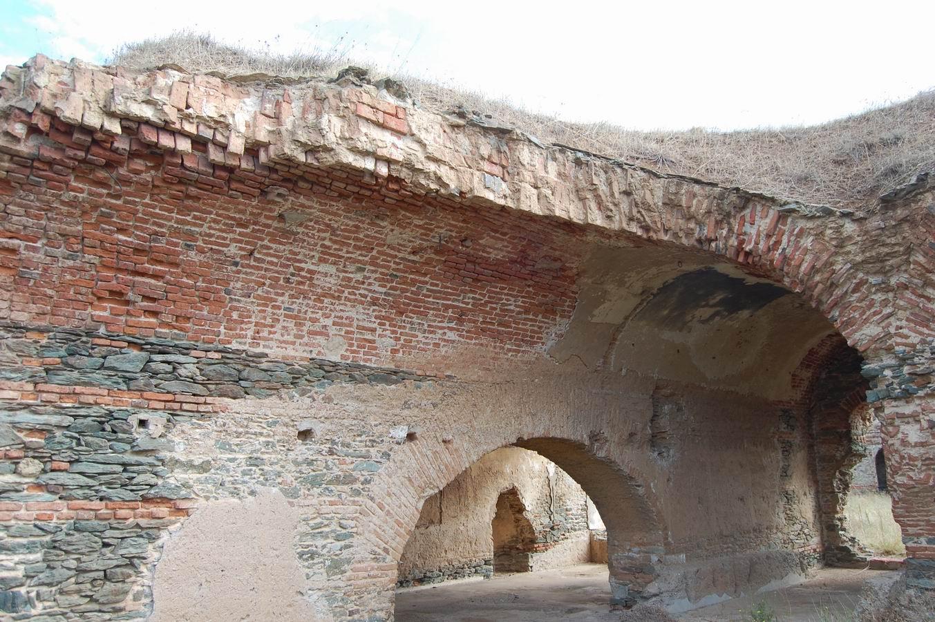ΚΑΡΑΜΠΟΥΡΝΟΥ οχυρο 1880-3