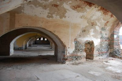 ΚΑΡΑΜΠΟΥΡΝΟΥ οχυρο 1880-5