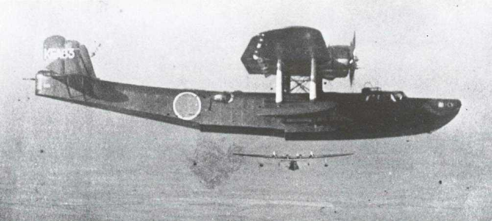 Kawanishi_H6K_Type_97_Transport_Flying_Boat_Mavis_H6K-3s