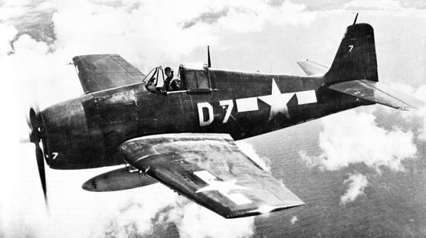 Hellcat, an iconic WW2 fighter