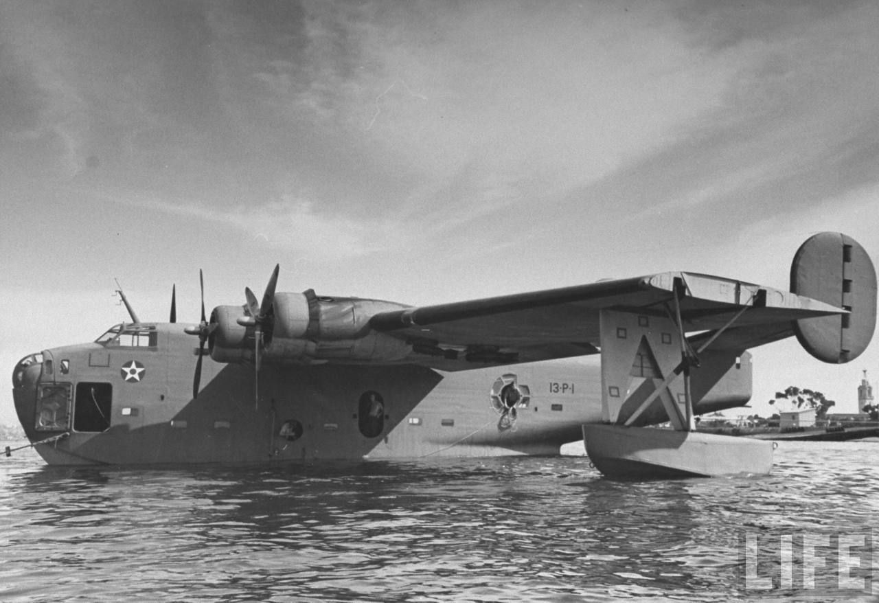 PBY Coronado Photo Credit: TIME/LIFE