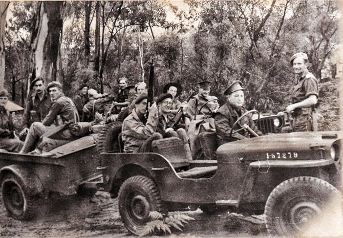 FCS jeep