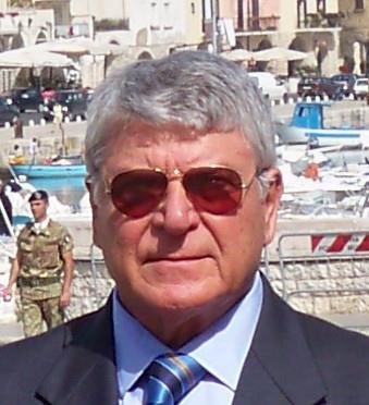 Colonel Pietro Giovanni Liuzzi in Kos island, Greece
