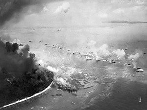 300px-First_wave_of_LVTs_moves_toward_the_invasion_beaches_-_Peleliu