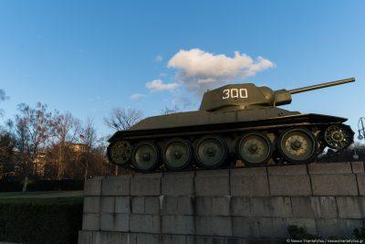 Soviet War Memorial (Tiergarten), Berlin Germany, 25/2/2020 © 2020 Nassos Triantafyllou. All rights reserved.