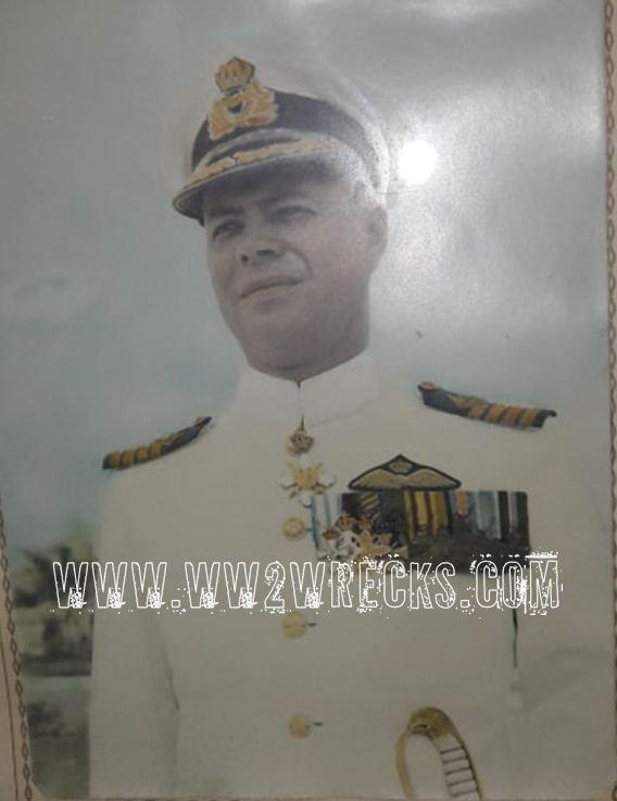 Ο αντιπτέραρχος Ιωάννης Κατσαρός. Φωτογραφία: Άγγελος-Στέφανος Μωραΐτης