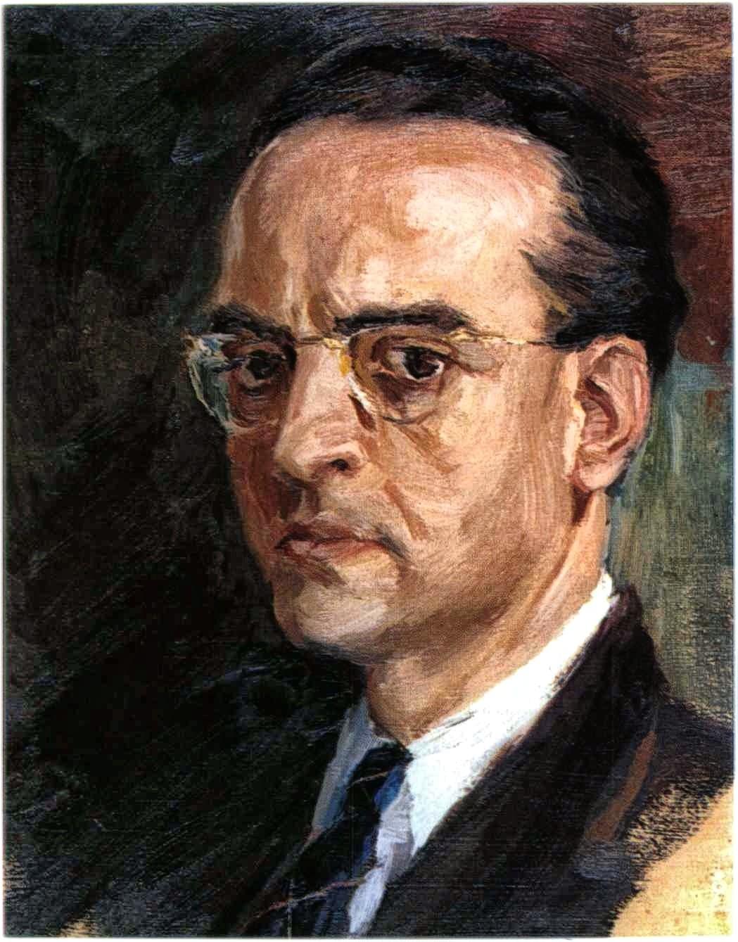 Self portrait of Alexandros Alexandrakis