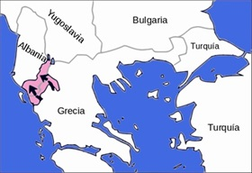 The Greek counter-offensive, which started on November 14, 1940