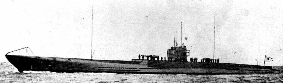 japanese_submarine_i-1