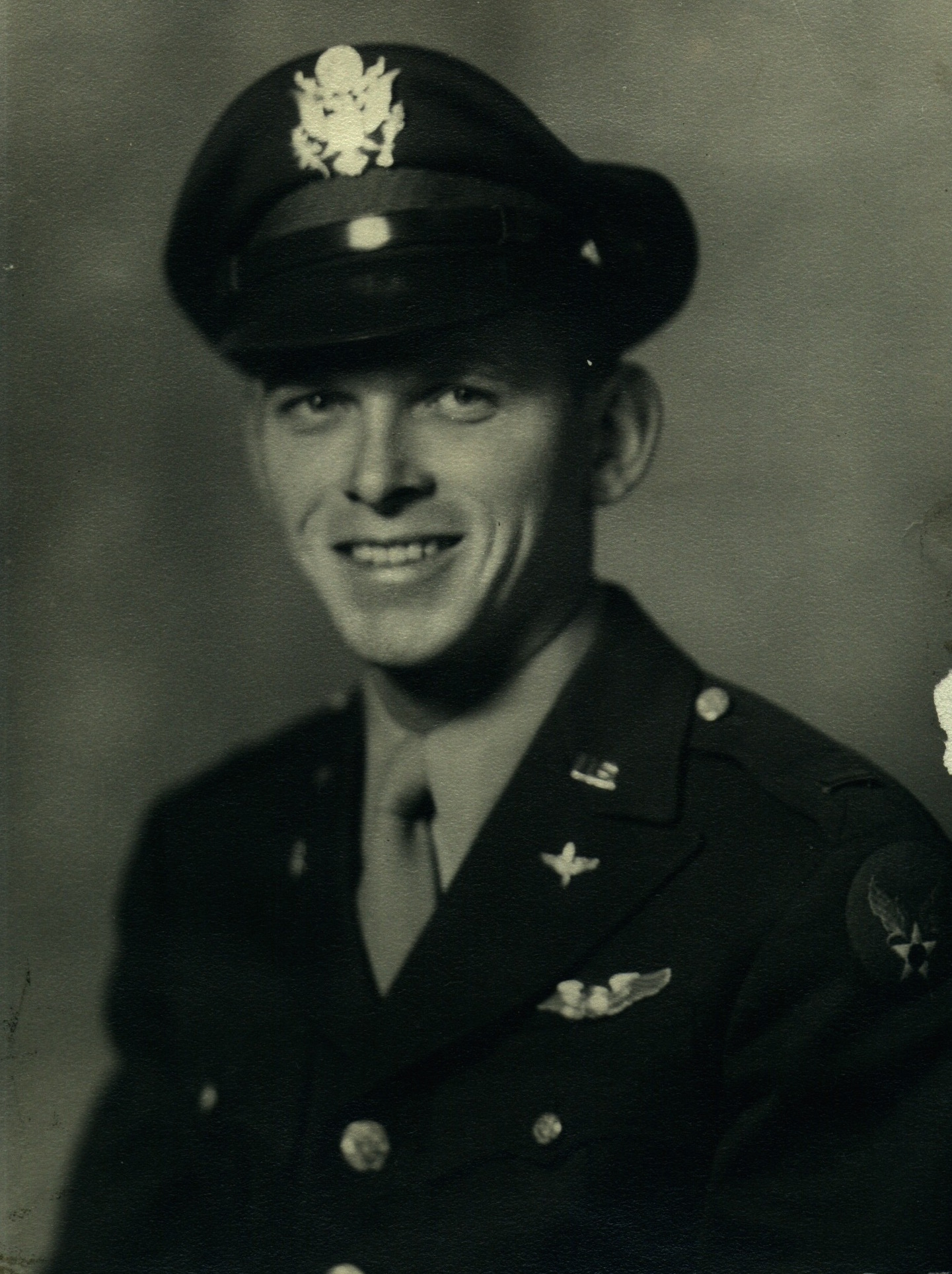 Air Force Pilot George Kyle