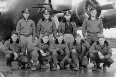 B17 44-6504 Crew