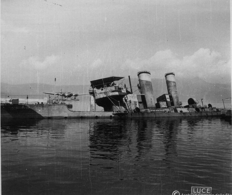 "Torpedo boat ""Prousa"""