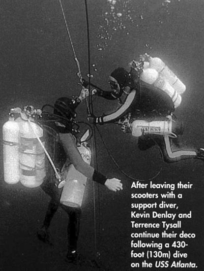 Guadalcanal 1997 USS Atlanta Expedition