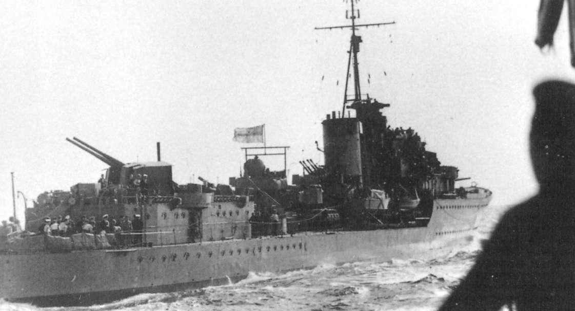 HMS Kelly sister ship Navy Photos Mike Pocock